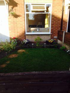 Front garden!