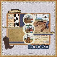 rodeo - Scrapbook.com