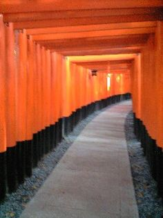 Fushimi Inari Jinja (伏見稲荷神社) in Kyoto.