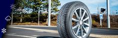 Pneumatici all season Michelin CrossClimate: affidabile tutto l'anno