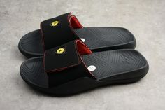 5fb62dd46 Buy Jordan Hydro 7 Slide Ferrari Black Infrared 23 Sandals