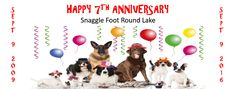 Snaggle Foot Dog Walks and Pet Care - Round Lake, IL: Snaggle Foot Round Lake…