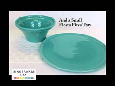 How to Make a Fiesta Cake Stand, Using Fiestaware