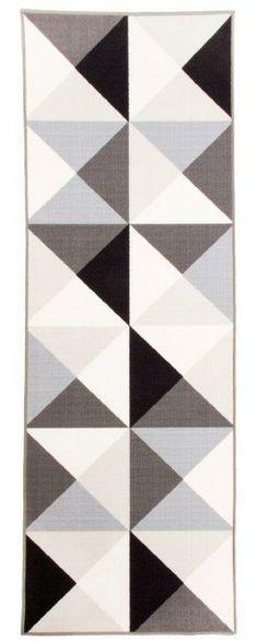 Vallila Interior - Kartio grey rug Marimekko, Grey Rugs, Scandinavian, Textiles, Decor Ideas, Contemporary, Interior, Design, Home Decor
