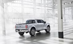 2013 Ford Atlas Concept