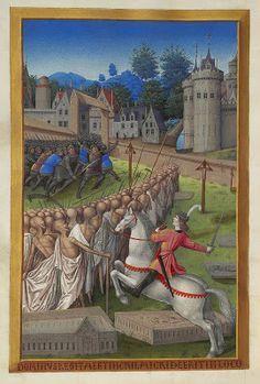 Les Très Riches Heures du Duc de Berry, 1412-1416, Fratelli Limbourg. - Cerca con Google