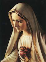 Ora et labora... AHORA!: Inmaculado Corazón de María. 15 minutos de meditación. ( 5 primeros sábados de mes)