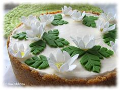 Baileys-juustokakku | Kinuskikissa – Suomen suosituin leivontayhteisö
