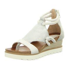 NEU: Mjus Sandaletten Tapas - 221006-0901-0002 - bianco/argento/bianco -