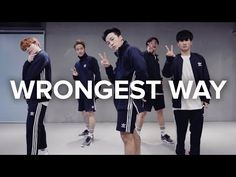 Wrongest Way - Sonny / Junsun Yoo Choreography - YouTube