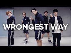 Wrongest Way - Sonny / Junsun Yoo Choreography - YouTube