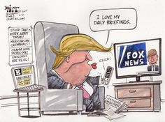 Trump: I Love My Daily Briefings!