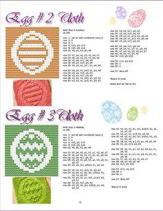 Dishcloth Knitting Patterns, Knit Dishcloth, Knitting Charts, Loom Knitting, Knitting For Charity, Double Knitting, Knit Or Crochet, Filet Crochet, Quick Knitting Projects