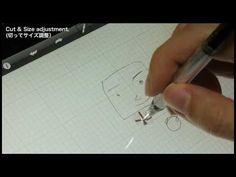 DIY//iPad _φ(-_- Transparent Pen Movie6 (English) (6/9) - YouTube
