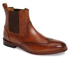 Men's Stacy Adams Madison Ii Wingtip Chelsea Boot