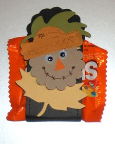 Stitchin n Stampin' on Paper: Candy Treat How tos