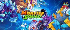 Monster squad home page