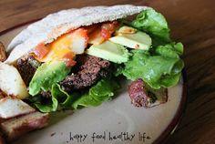 My favorite Black Bean Burger Recipe : Southwestern Black Bean Burgers | Good Housekeeping