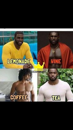 If you had to choose only one. Which one would you take? Its between the lemonade, wine, and tea. I think it depends on the day.