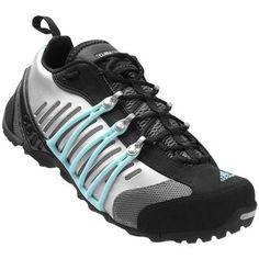 Tênis Adidas CC Hellbender W – Cinza e Azul Claro - http://batecabeca.com.br/tenis-adidas-cc-hellbender-w-cinza-e-azul-claro-netshoes.html