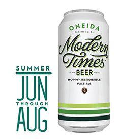 Release Calendar | Modern Times Beer