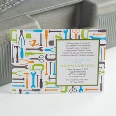 Honey Do Couples Shower Tools Shower for the groom shower Printable Invitation - Color