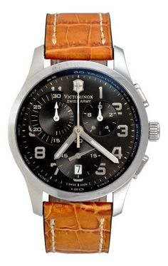 Men's Wrist Watches - Victorinox Swiss Army Mens 241294 Alliance Chrono Watch *** Want to know more, click on the image. (This is an Amazon affiliate link)