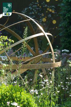 RHS Chelsea Flower Show - Show Garden - Vital Earth The Night Sky Garden Bord Na Móna Harry Rich & David Rich