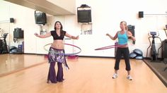 Jessica Matthews picks up a hula hoop for the first time with local hooping instructor. Learn how to get started.....