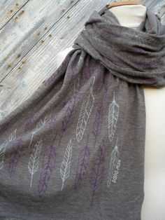 Love me some scarf!