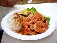 macky's garlic shrimp - the best shrimp i've ever had! giovanni's was also delicious!