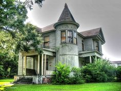 13 real alabama houses creepier than any haunted attraction - Halloween Attractions In Alabama