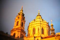 St. Nicholas Cathedral, Prague, Czech Republic