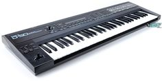 Roland D-50. My 1st synth ever. Had the wonderful sounds that were used eg. in David Lee Roth Skyscraper-album