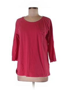 Check it out—Lands' End 3/4 Sleeve T-Shirt for $11.99 at thredUP!