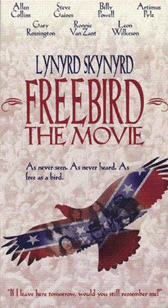 Freebird The Movie (Lynyrd Skynyrd) on VHS See at Cassette and Video Corner $12.99