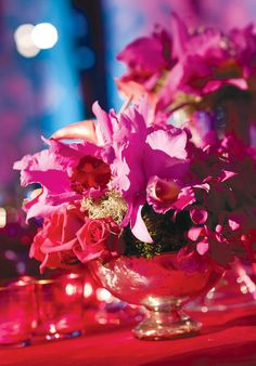 Pink Passion Wedding // Hostess with the Mostess®