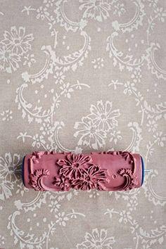"""Bueer 5"""" Patterned Paint Roller Decorative Texture Roller... https://www.amazon.com/dp/B01L9E9UA6/ref=cm_sw_r_pi_dp_x_heRZybVBRK7TJ"""