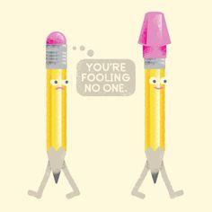 Clever Illustrations Reflect Human Behavior - Imgur