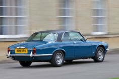 1973 Jaguar XJ 5.3 C