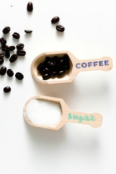 Coffee Scoops * More details can be found by clicking on the image. #CoffeeScoops