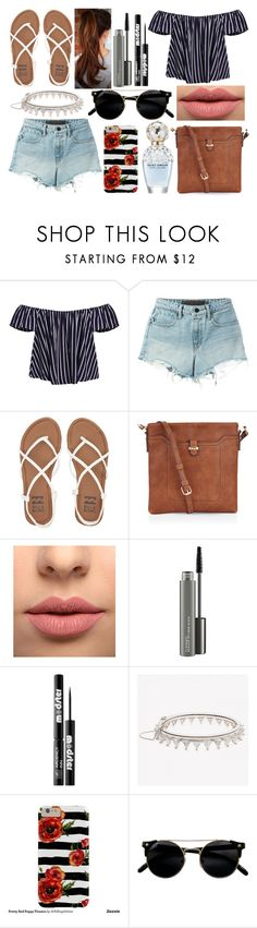 """#358"" by glitterunicorns-are-awesome ❤ liked on Polyvore featuring T By Alexander Wang, Billabong, Accessorize, LASplash, MAC Cosmetics, Ardency Inn and Marc Jacobs"