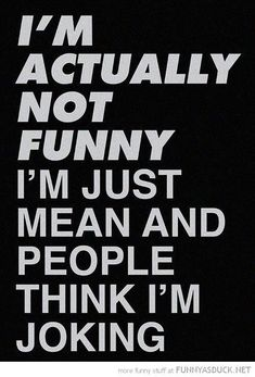 Top 40 Sarcastic humor quotes The most funny caps. Our sense of humor is very different. Life Quotes Love, Funny Quotes About Life, Woman Quotes, Great Quotes, Quotes To Live By, Inspirational Quotes, Motivational Quotes, Random Quotes, Awesome Quotes