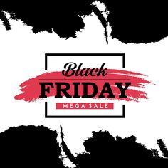 7 Awesome Black Friday Marketing Campaigns Tips for Online Businesses! Origin Of Black Friday, Black Friday Funny, Black Friday Shirts, Black Friday 2019, Best Black Friday, Blessed Friday, Free Banner, How To Attract Customers, Ali Express