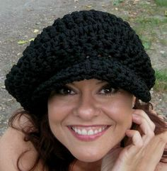 "My ""Danny Big Apple Uber Slouch Hat"" is fly and funky! It is truly unique! Available as a special order."