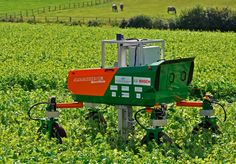 Weed-Stomping Farm Robot: No Harmful Pesticides Needed | Gadgets, Science & Technology