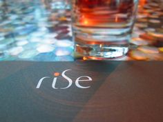 The Rise. Good food, good service and excellent standards.