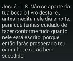 Josué - 1.8