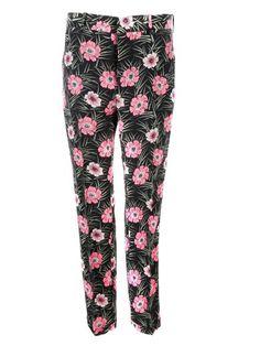 MARNI Marni Floral Print Pants. #marni #cloth #pants-shorts