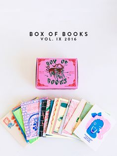 handmade books from the los angeles art book fair / sfgirlbybay